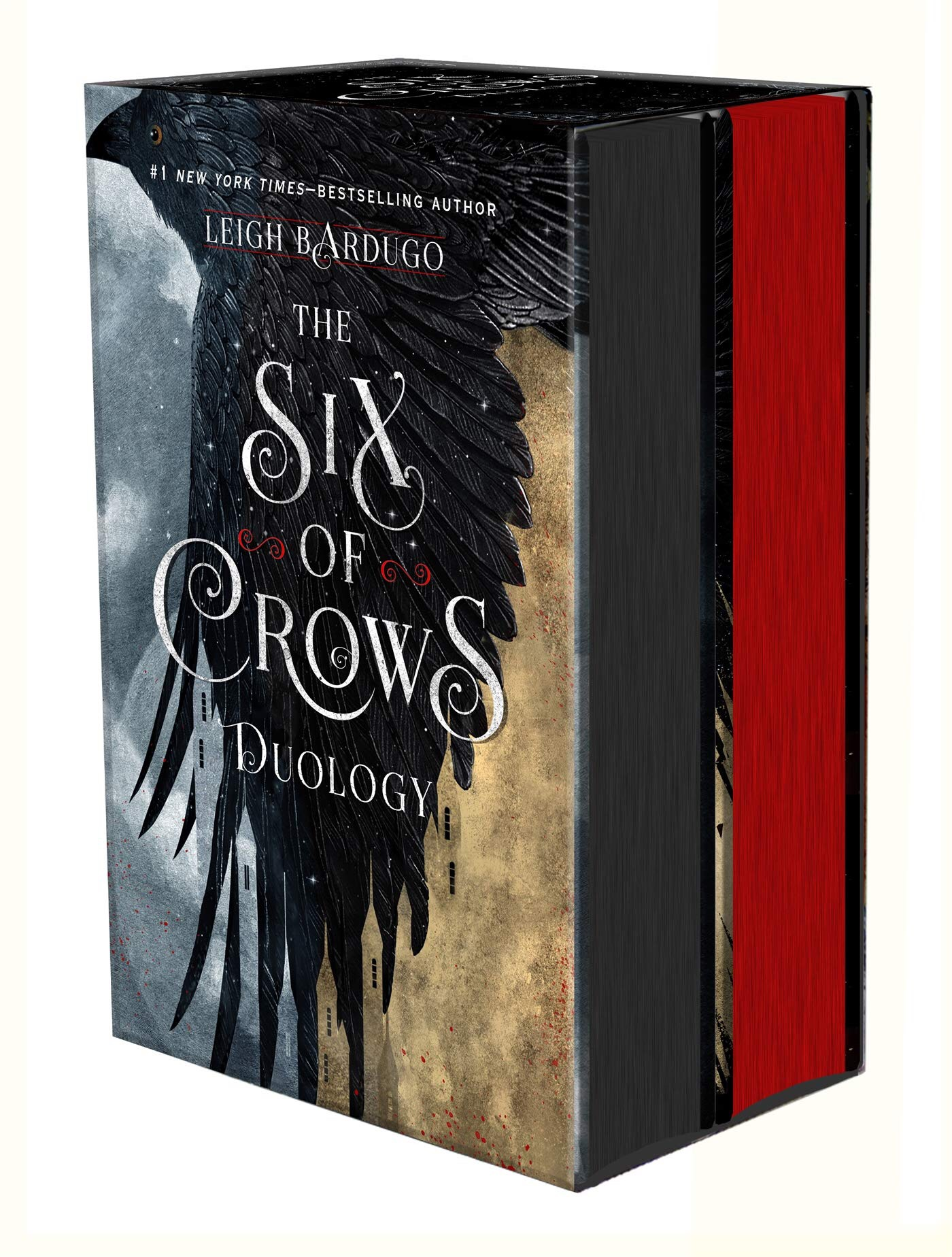 Six of Crows Book Covers
