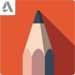 Autodesk Sketchbook app logo