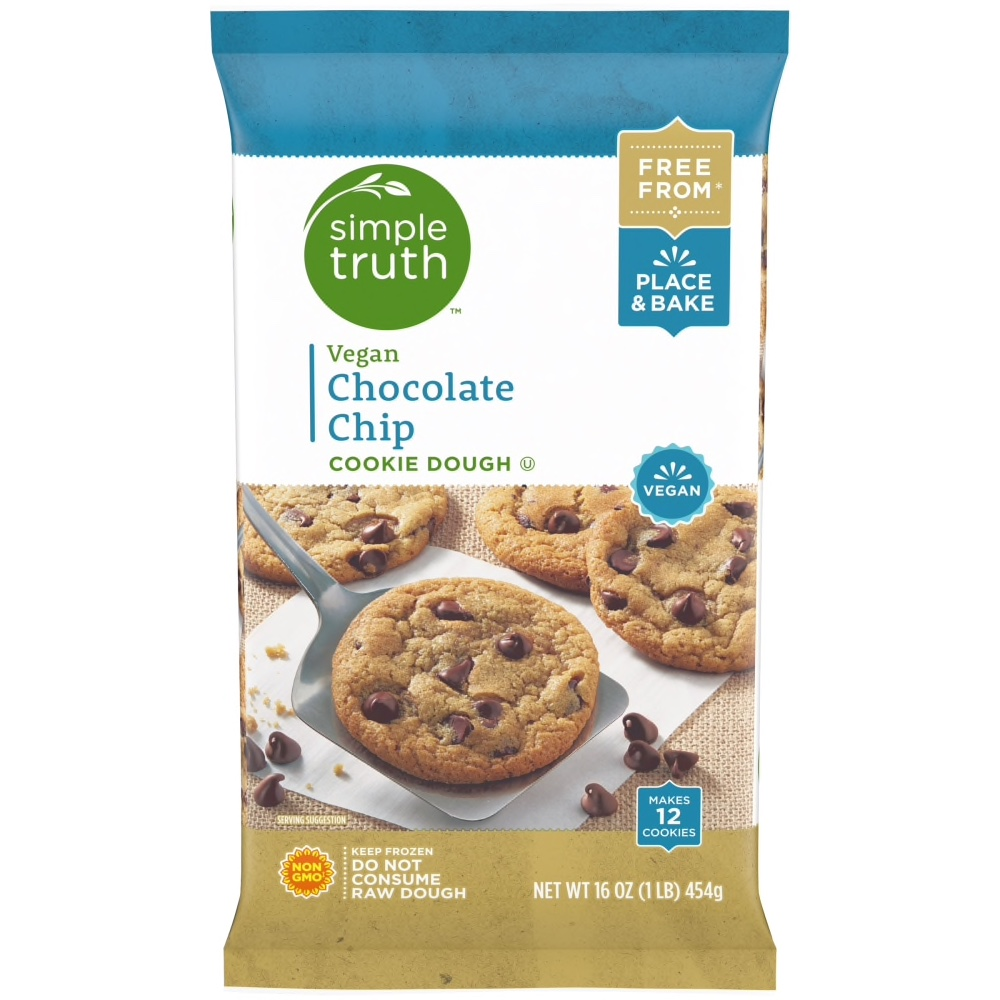 Simple Truth Vegan Cookie Dough