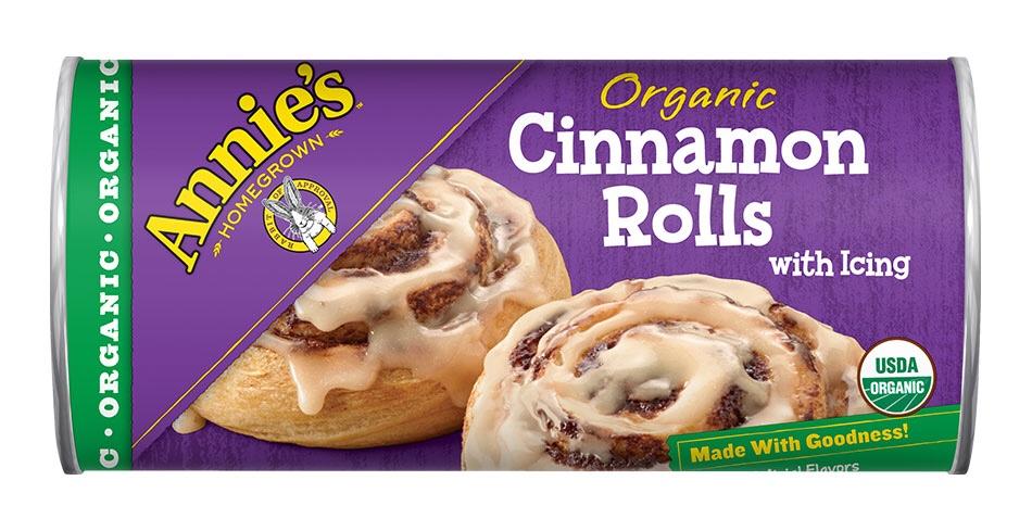 Annine's Cinnamon Rolls