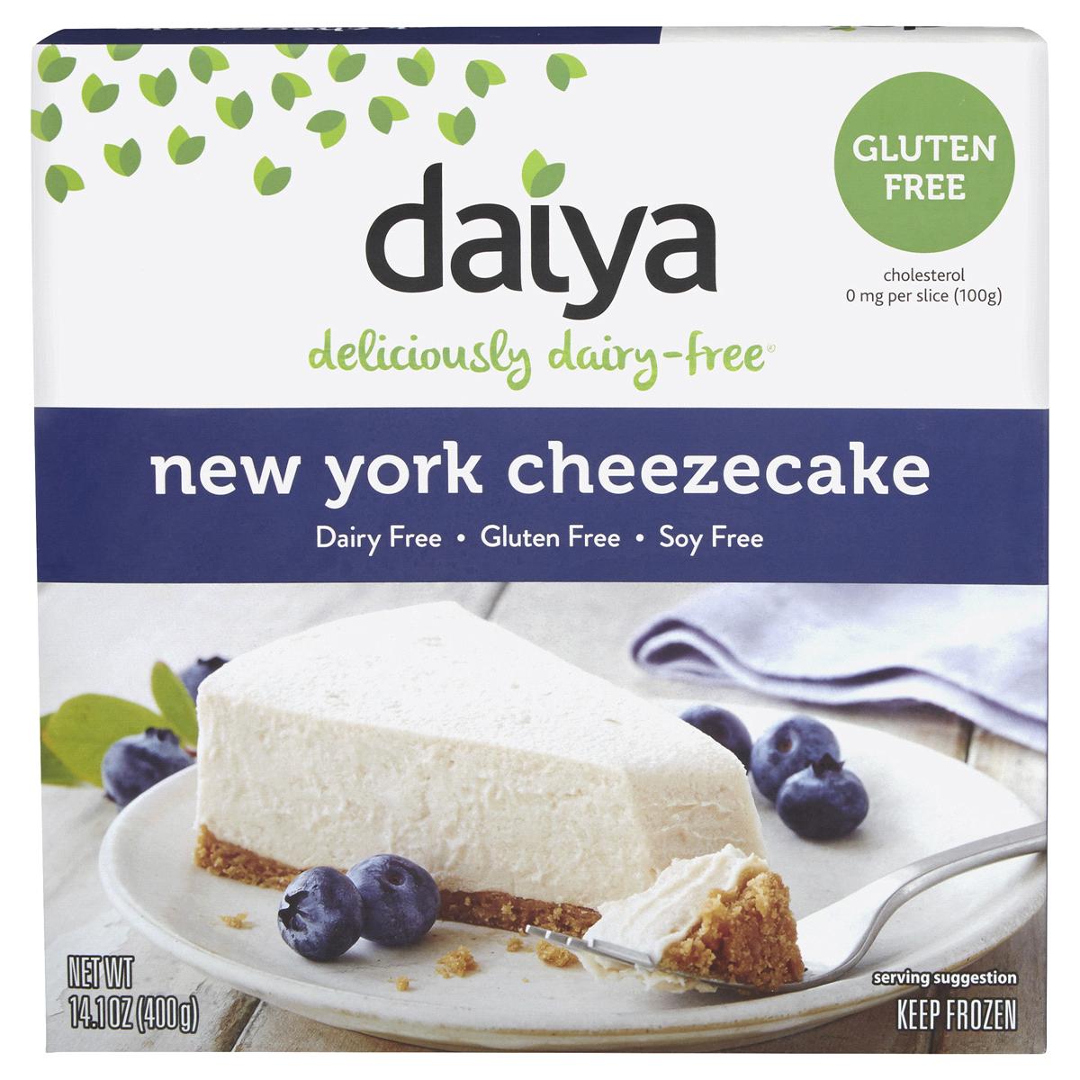 Daiya Cheezecake