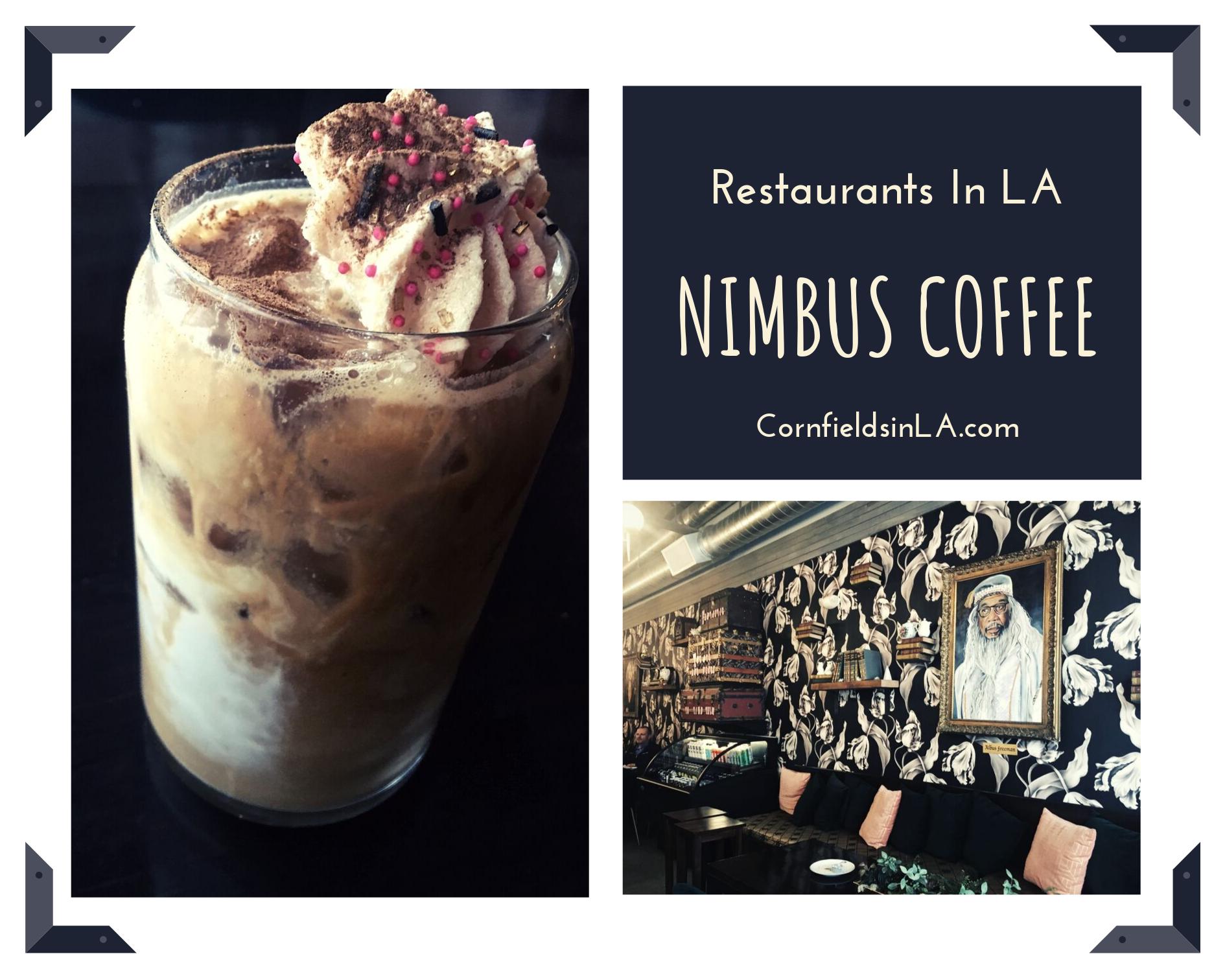 Nimbus Coffee Los Angeles