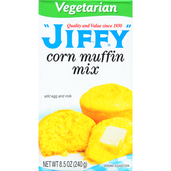 Vegan cornbread mix